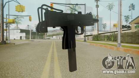 Atmosphere Micro SMG v4.3 for GTA San Andreas second screenshot