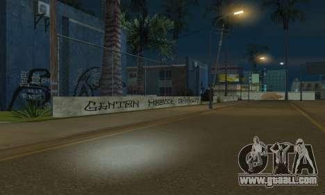 HooverTags for GTA San Andreas sixth screenshot