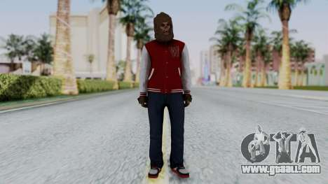Hunt The Beast for GTA San Andreas second screenshot