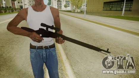 Atmosphere Sniper Rifle v4.3 for GTA San Andreas third screenshot