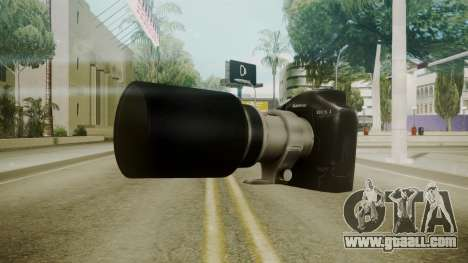 Atmosphere Camera v4.3 for GTA San Andreas
