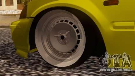 Honda Civic Taxi for GTA San Andreas