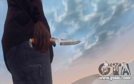 Realistic Weapons Pack for GTA San Andreas sixth screenshot