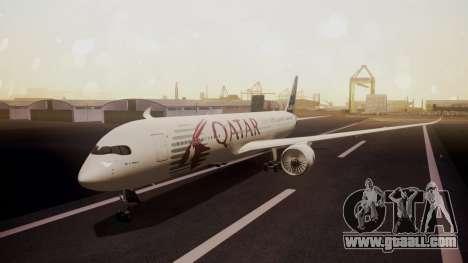 Airbus 350-900XWB Qatar Launch Customer for GTA San Andreas