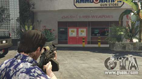 GTA 5 M249 fourth screenshot