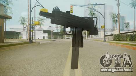 Atmosphere Micro SMG v4.3 for GTA San Andreas