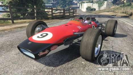 Lotus 49 1967 [no ailerons] for GTA 5