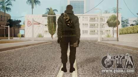 Custom Survivor 3 for GTA San Andreas third screenshot