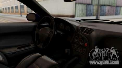 Mazda RX-7 Black Rock Shooter Itasha for GTA San Andreas right view