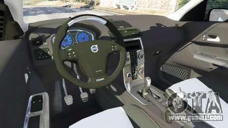 GTA 5 Volvo C30 T5 rear right side view