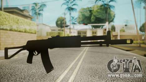 AK-47 by catfromnesbox for GTA San Andreas second screenshot