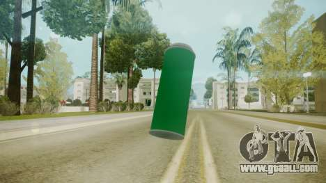 Atmosphere Spraycan v4.3 for GTA San Andreas