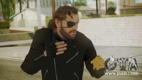Venom Snake [Jacket] Stun Arm for GTA San Andreas