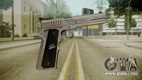 Atmosphere Colt 45 v4.3 for GTA San Andreas second screenshot