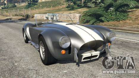 AC Cobra v1.2 [Beta] for GTA 5