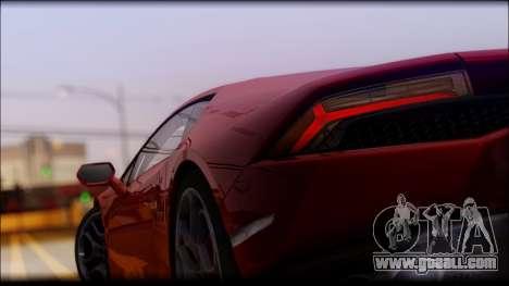 KISEKI V4 for GTA San Andreas forth screenshot