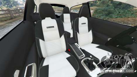 GTA 5 Volvo C30 T5 right side view