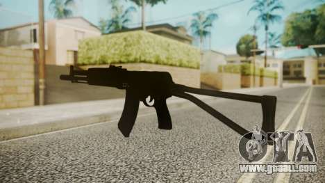 AK-47 by catfromnesbox for GTA San Andreas third screenshot