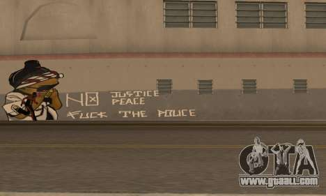 HooverTags for GTA San Andreas second screenshot