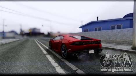 KISEKI V4 for GTA San Andreas sixth screenshot