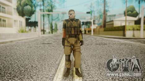 Venom Snake Other Arm for GTA San Andreas second screenshot