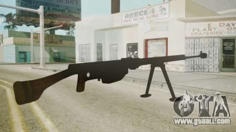 PTRS Red Orchestra 2 Heroes of Stalingrad for GTA San Andreas second screenshot