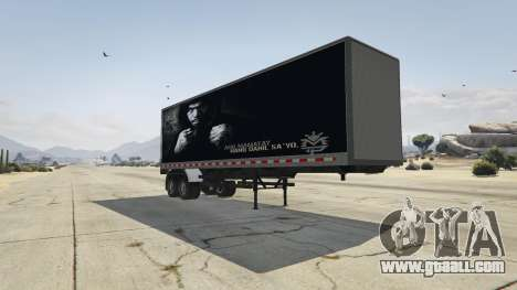 GTA 5 Manny Pacquiao Trailer v1.1 third screenshot