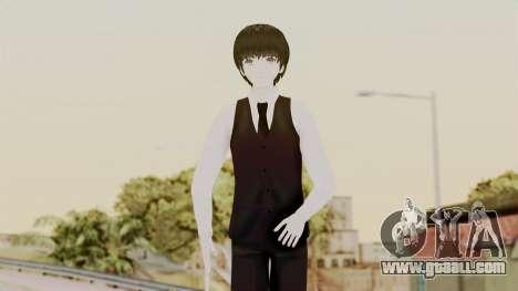 Kaneki Anteiku (Tokyo Ghoul) for GTA San Andreas