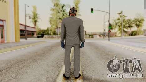 Payday 2 Sokol for GTA San Andreas third screenshot