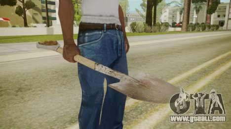 Atmosphere Shovel v4.3 for GTA San Andreas