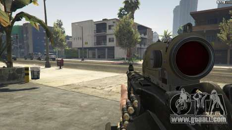GTA 5 M249 eighth screenshot