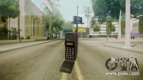 Atmosphere Cell Phone v4.3 for GTA San Andreas