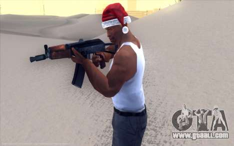 Realistic Weapons Pack for GTA San Andreas forth screenshot
