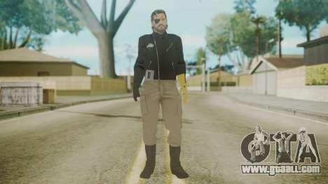 Venom Snake [Jacket] Stun Arm for GTA San Andreas second screenshot