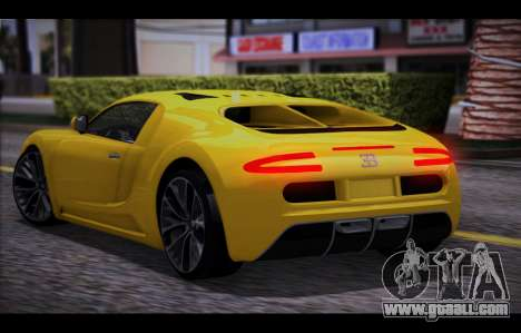 Adder from GTA 5 for GTA San Andreas left view