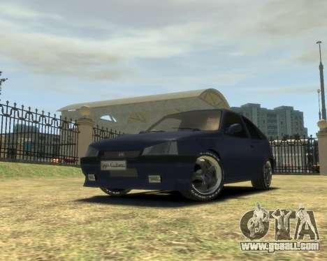Opel Kadett GSi for GTA 4