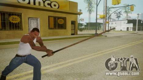 Atmosphere Pool Cue v4.3 for GTA San Andreas