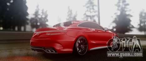 ENB Series by Yazhkin for GTA San Andreas second screenshot
