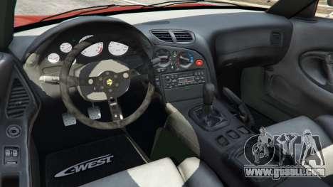 Mazda RX-7 C-West v1.0 for GTA 5