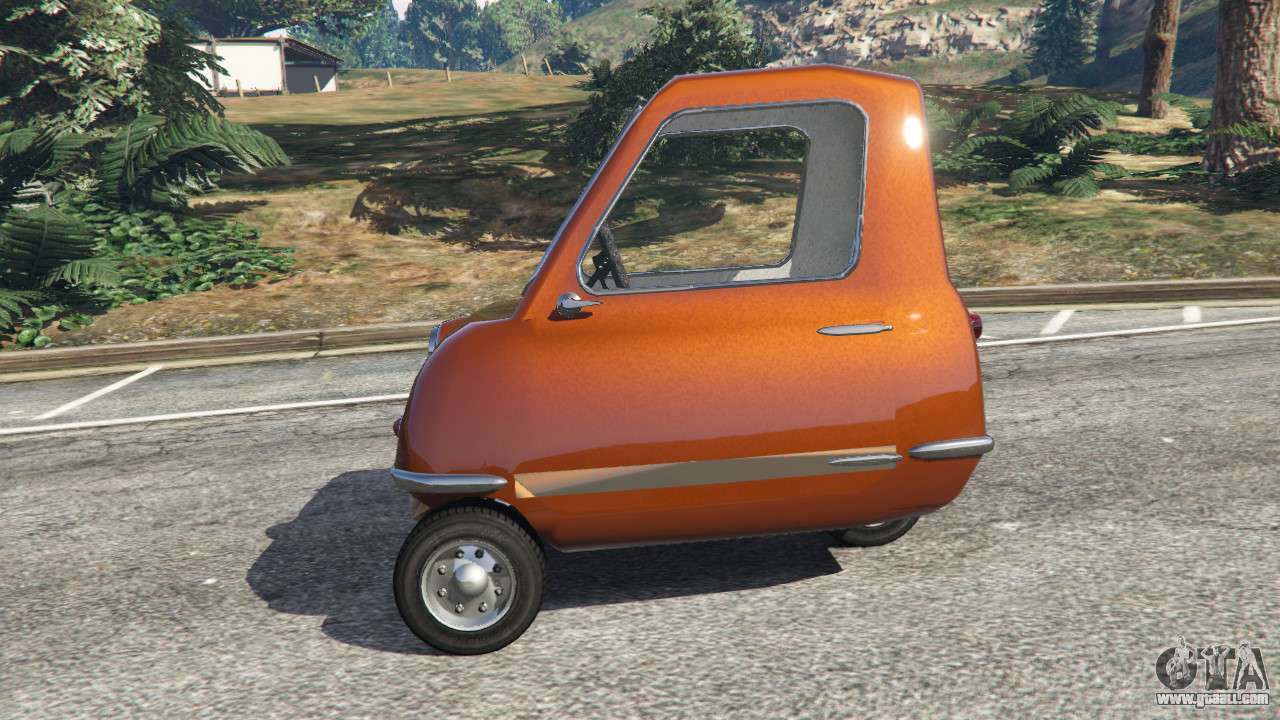 peel p50 for gta 5. Black Bedroom Furniture Sets. Home Design Ideas