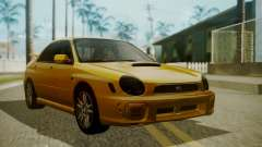 Subaru Impreza WRX GDA for GTA San Andreas