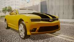 Chevrolet Camaro SS 2015 for GTA San Andreas