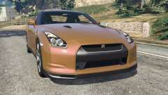 Nissan GT-R (R35) for GTA 5