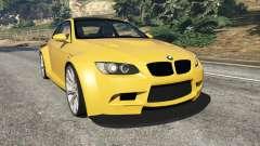 BMW M3 (E92) WideBody v1.1