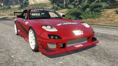Mazda RX-7 C-West v1.0 for GTA 5
