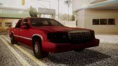 Stretch Sedan for GTA San Andreas