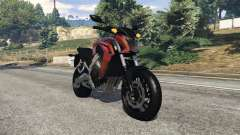 Honda CB 650F v0.9 for GTA 5
