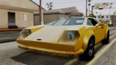 Infernus from Vice City Stories for GTA San Andreas