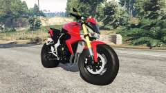 Honda CB1000R for GTA 5