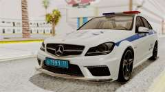 Mercedes-Benz C63 AMG STSI the Ministry of inter